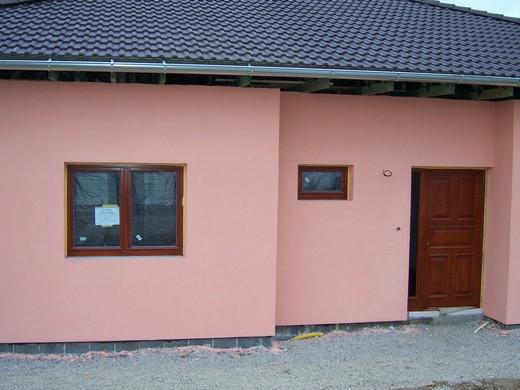 Rodinný dům Okna a dveře