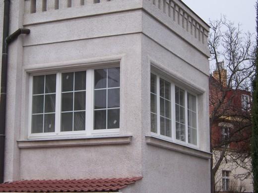 Eurookna pro historické budovy